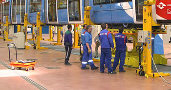 rail mobile vehicle lifts manufacturer sefac� official, fixed and  at n-0.co