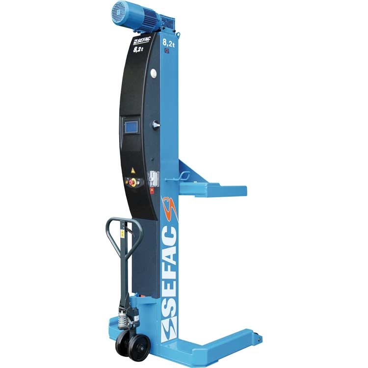 S3 SEFAC mobile column lift