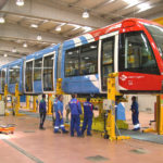 Tramway of Madrid - Boadilla - Spain