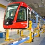 Tramway of Madrid - Hortaleza - Spain