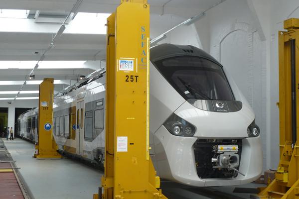 Alstom - Reichshoffen - France