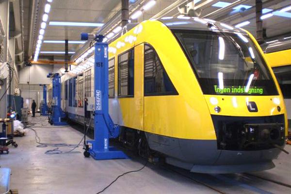 Lokalbanen - Hillerod - Denmark
