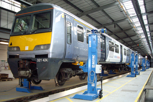 National Express - Clacton - The UK