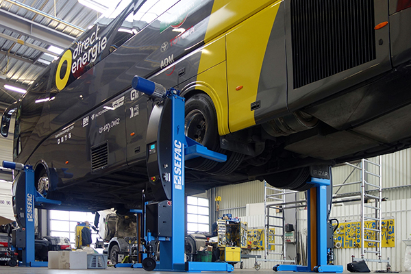 Scania - La Roche sur Yon - France