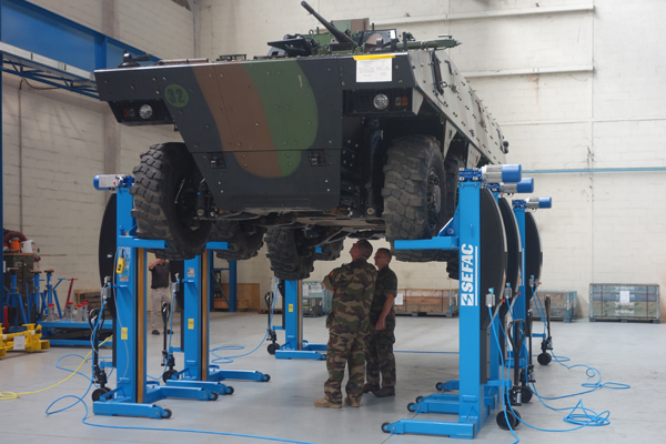 Army - GIEN - France