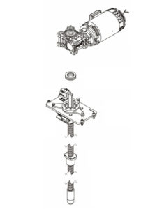 SEFAC screw